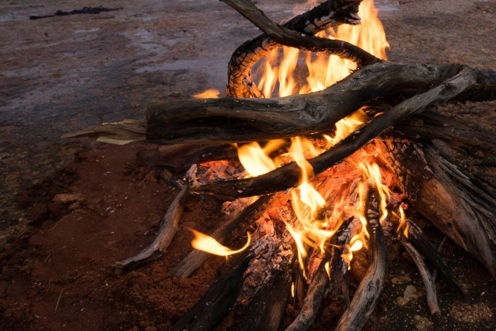 Low Impact Campfires 5