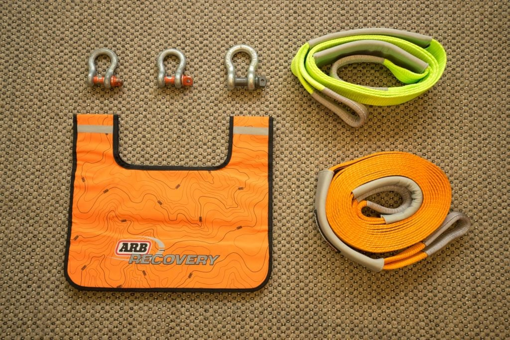 recovery gear where to start 5