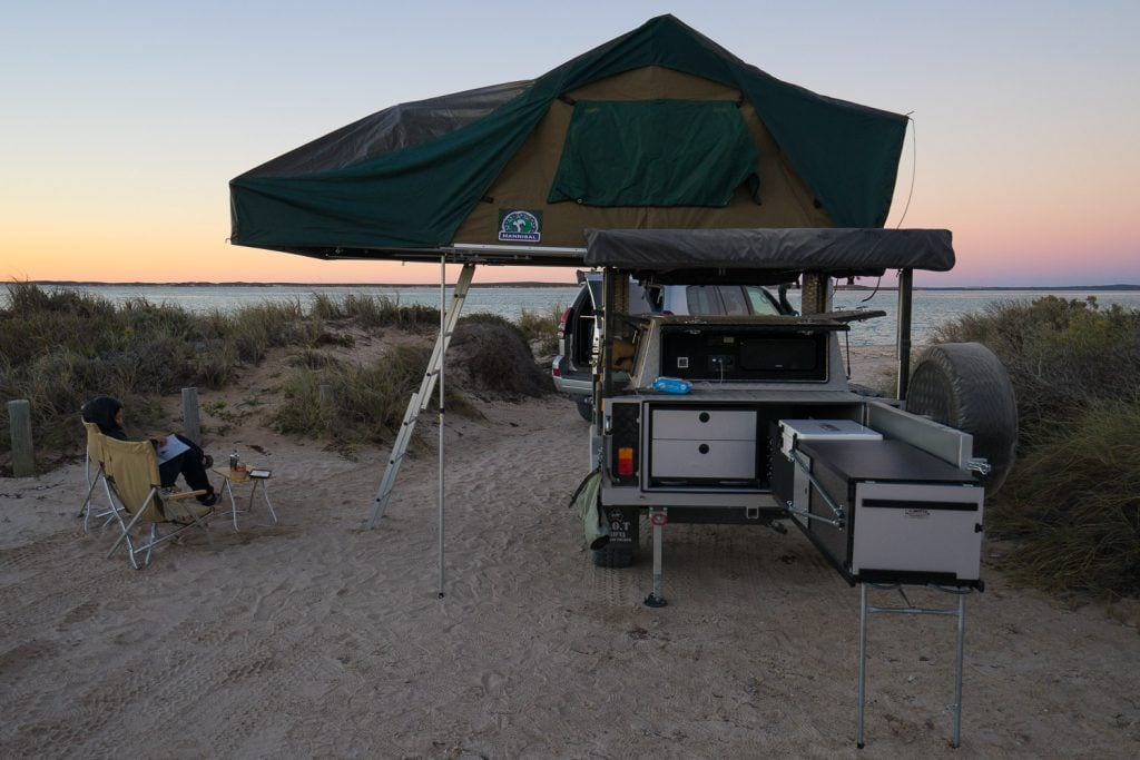 Drifta Camper Trailer Kitchen 4