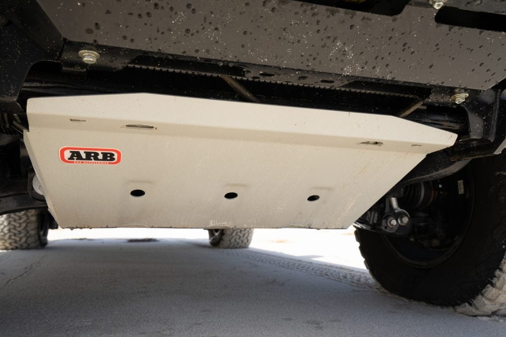 LandCruiser 200 Series ARB Underbody Protection