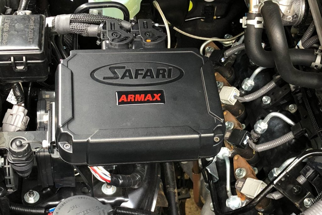 76 Series LandCruiser  SAFARI ARMAX ECU