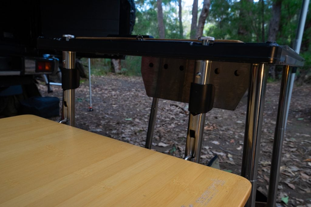 Snow Peak Iron Grill Table 10