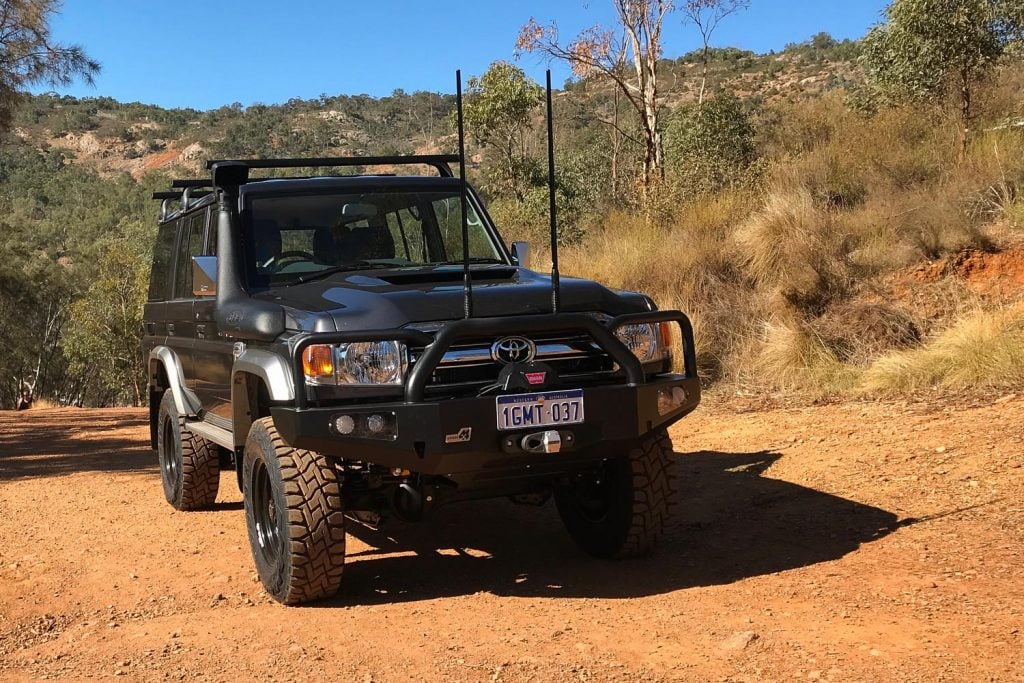 Our 76 Series LandCruiser Build • Adventure Curated