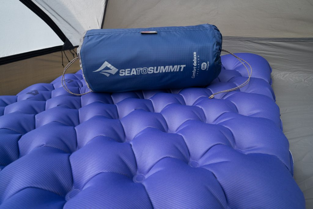 Sea to Summit Comfort Deluxe Air 19