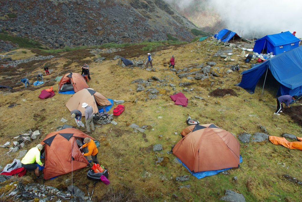 Trekking Peaks, Nepal, Kyajo Ri, Tim Macartney-Snape, World Expeditions, Adventure Curated