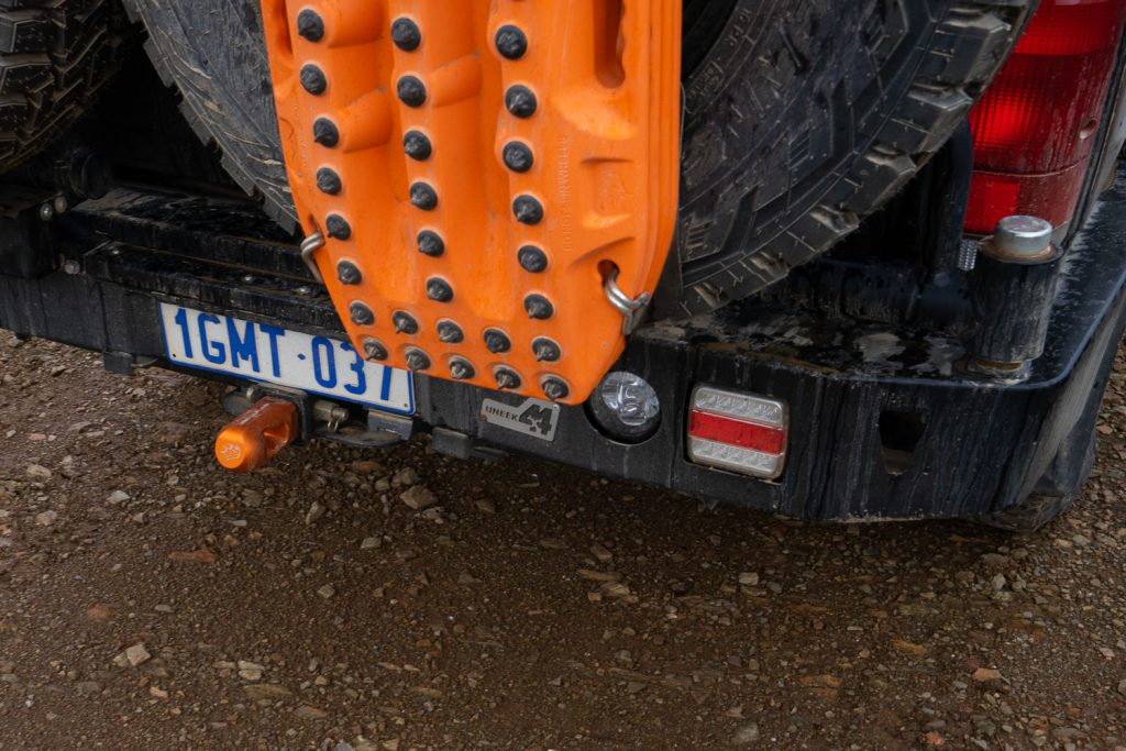 MAXTRAX Recovery Hitch
