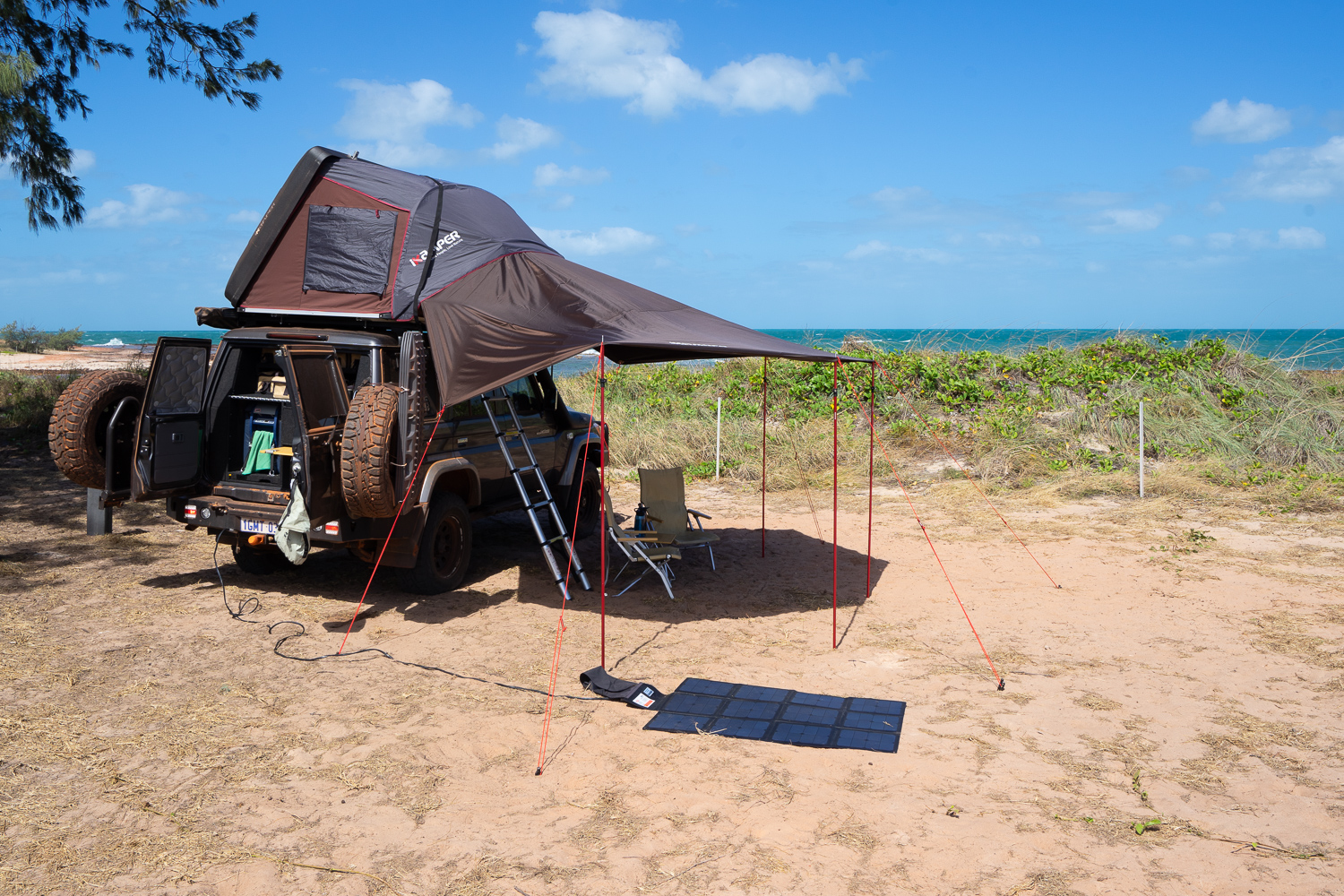 Redarc Manager 30 The Ultimate Way To Power An Overland Rig