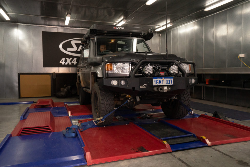 Safari ARMAX Performance Centre