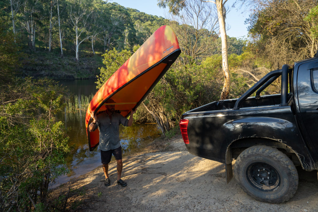 how to transport a canoe 5