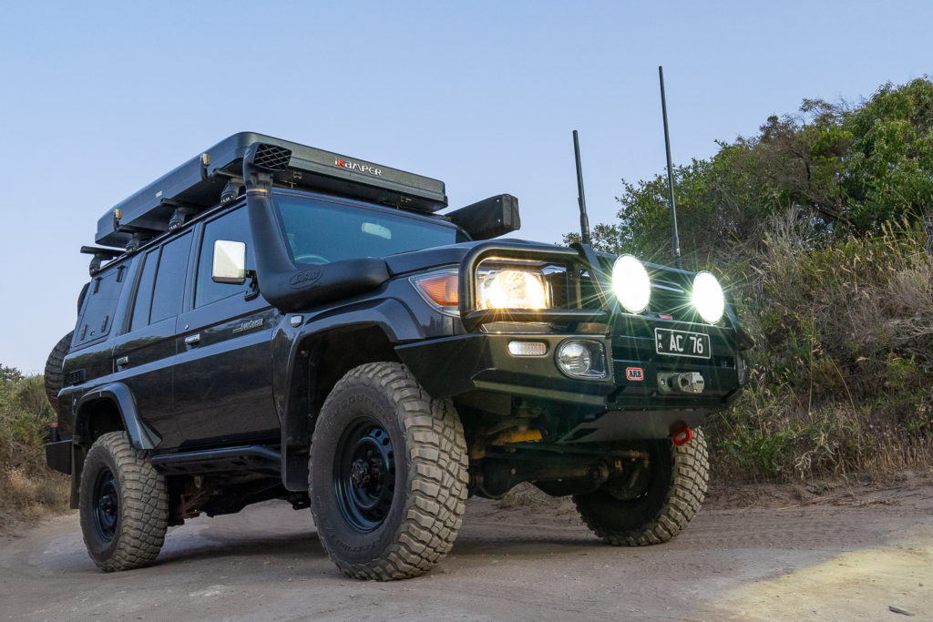 4x4 Power Safari ARMAX-07
