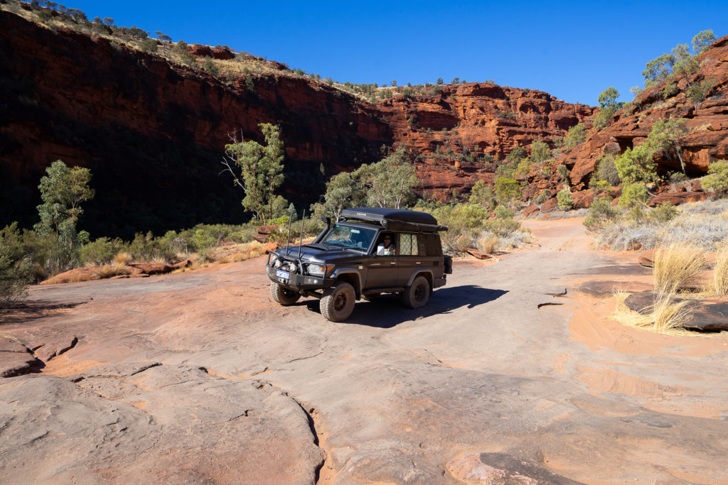 Palm Valley Finke Gorge National Park Northern Territory