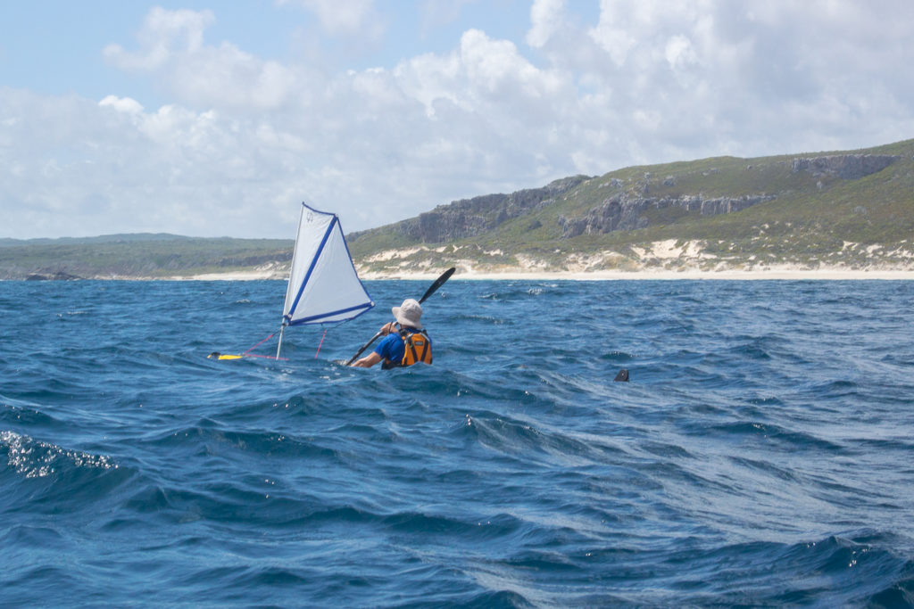 Sea Kayaking Cape to Cape Western Australia