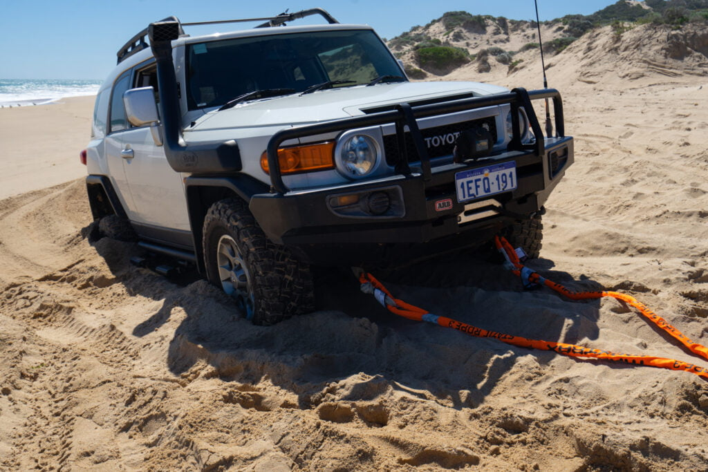 Maxtrax Recovery System