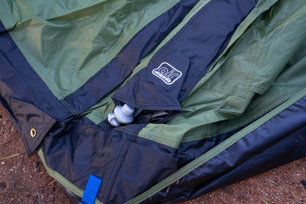 DOMETIC Hayman 4 Air Inflatable Tent