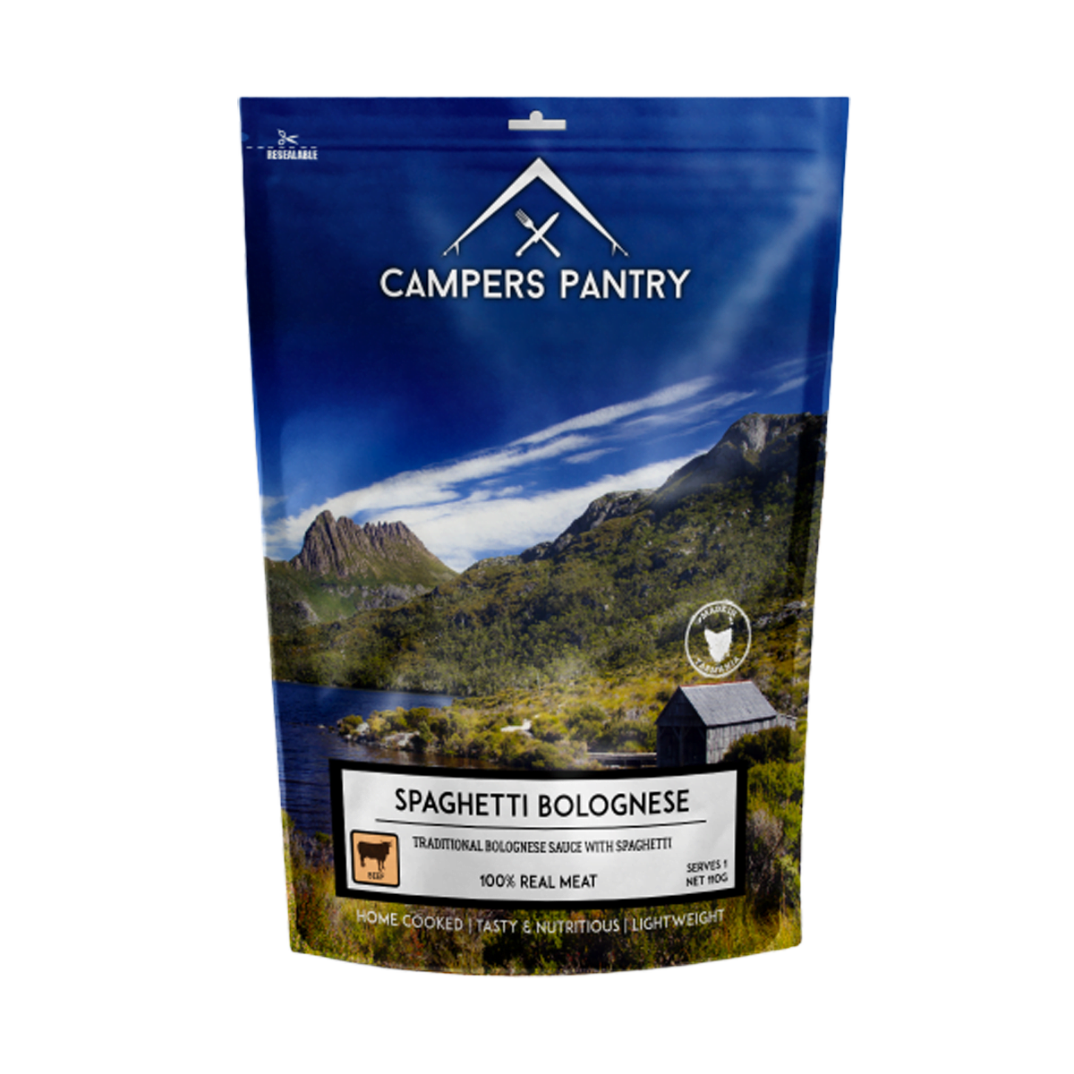campers pantry spaghetti bolognese 1