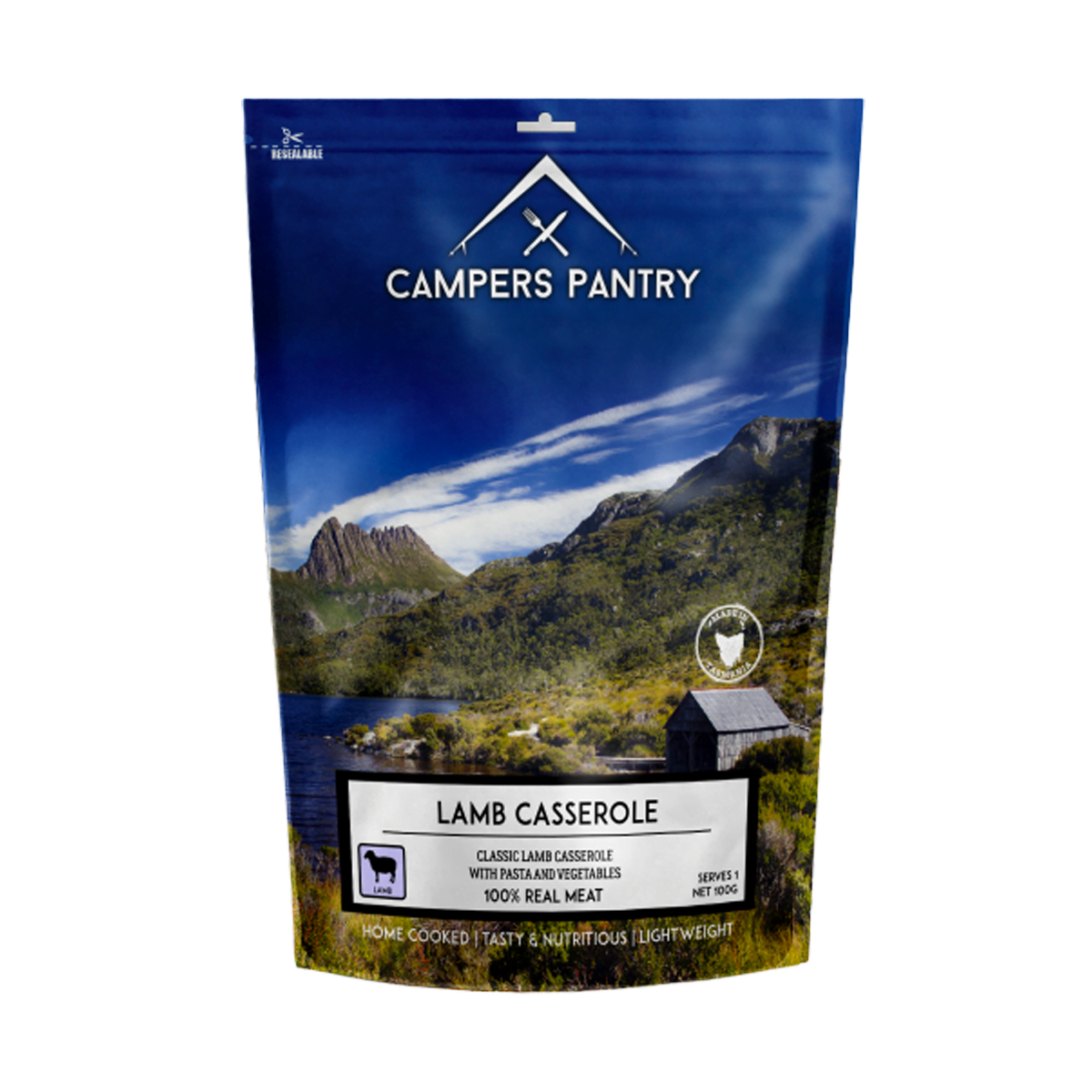 Campers Pantry Lamb Casserole 1