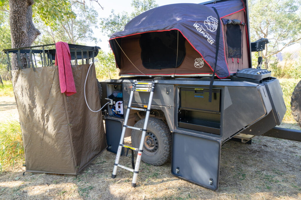 Duoetto Mkii Camp Shower